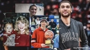 Bulls guard Zach LaVine's mom pens heartwarming letter ahead of his first All-Star Game