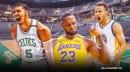 Celtics' Jayson Tatum unveils his All-Star starting 5 if he was captain