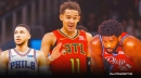 Hawks star Trae Young's meme reaction to idea of replacing Joel Embiid or Ben Simmons in All-Star Game