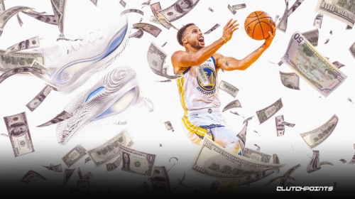 Warriors guard Stephen Curry making generous All-Star Game donation