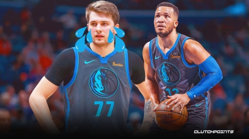 Mavs star Luka Doncic gets savagely roasted by Jalen Brunson after Skills Challenge disappointment
