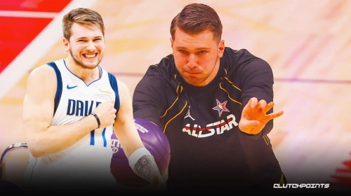 Mavs star Luka Doncic's hilarious reason for botching Skills Contest