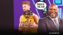 Pacers' Domantas Sabonis makes Shaquille O'Neal's prediction come true with Skills Challenge win