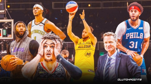 Stars explode after Stephen Curry's insane 3-Point Contest performance