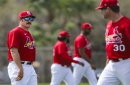 Cardinals, Mikolas plot course back from 'creaky' shoulder to open season in rotation with 'not much margin for error'