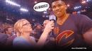 VIDEO: Bucks' Giannis Antetokounmpo hilariously spoofs LeBron James 2016 NBA Finals interview