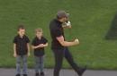 Raiders news: Derek Carr hypes up crowd at NASCAR race