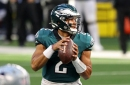 Report: Lurie wants Jalen Hurts to be the Eagles' starting QB this year, doesn't want competition