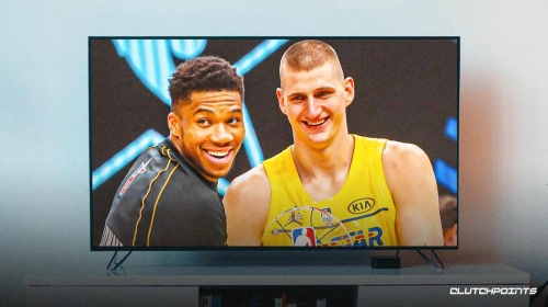 Giannis Antetokounmpo says he wants to start a TV show with Nikola Jokic after NBA All-Star Game