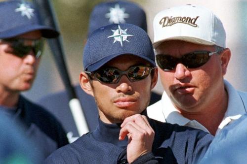 The First Spring of Ichiro