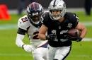 Report: Raiders are hosting cornerback A.J. Bouye