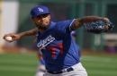 Dodgers Spring Training: Dennis Santana Stating Case For Opening Day Roster