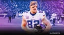 What Kyle Rudolph's release means for the Vikings' fantasy-relevant options