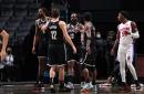 James Harden records ninth triple-double as Nets get revenge vs. Pistons, 100-95