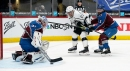 Philipp Grubauer has 27 saves, Avalanche beat Kings