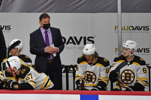 Projected Lines: Bruins at Penguins, deja vu