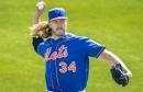 Mets' Noah Syndergaard hits 96 on speed gun during rehab side session