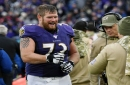 Marshal Yanda's 'glowing review' helped lead Kevin Zeitler to the Ravens