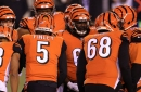 Bengals announce host of roster moves