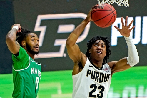 March Madness 2021: North Texas takes out Purdue in overtime