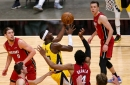 Indiana Pacers score at will in beating Miami Heat, 137-110
