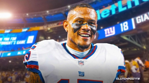 Giants' sign WR Kenny Golladay for 4 years, $72M; huge addition for Daniel Jones