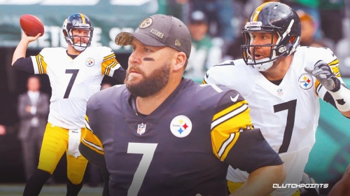 Ben Roethlisberger on how his leadership evolved throughout NFL career