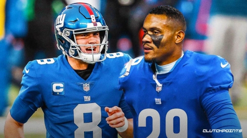 New Giants star Kenny Golladay sounds off on what he thinks of Daniel Jones