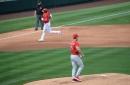 Cincinnati Reds pitchers Michael Lorenzen, Tejay Antone OK after injury scares