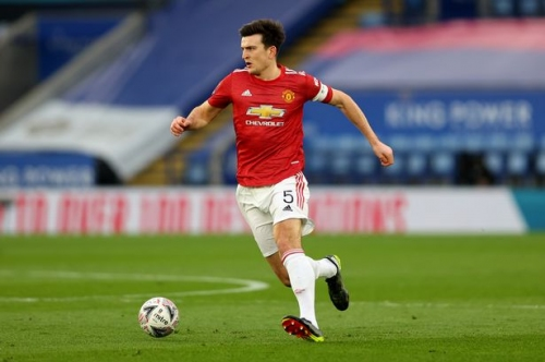 Harry Maguire makes admission in message to Man United fans after FA Cup loss