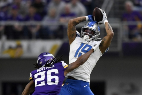 Film review: Giants' WR Kenny Golladay can win in a variety of ways