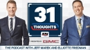 31 Thoughts Podcast: Could the Predators trade Ryan Ellis?