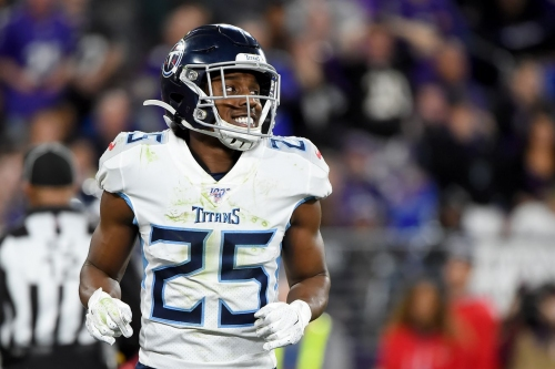 Adoree' Jackson signing: Giants add former first-round pick at cornerback