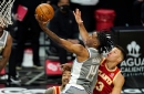 Clippers' bench helps erase big deficit to beat sizzling Hawks