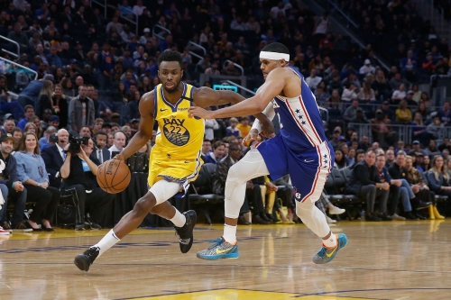 Sixers continue road trip with first game against Warriors