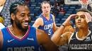 Clippers' Kawhi Leonard, Luke Kennard react to monster 22-point comeback win vs. Hawks