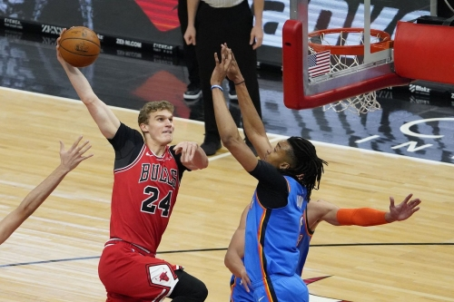NBA trade rumors: Bulls 'listening' on Lauri Markkanen offers