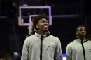 James Wiseman and Eric Paschall listed as probable vs. Sixers