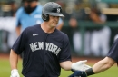 The battle for the Yankees' final two bench spots is heating up