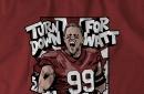 Turn Down for Watt: Check out the newest J.J. Watt t-shirt from BreakingT