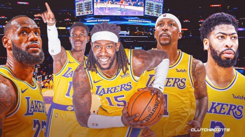 Lakers open to trading Dennis Schroder, Montrezl Harrell, Kentavious Caldwell-Pope