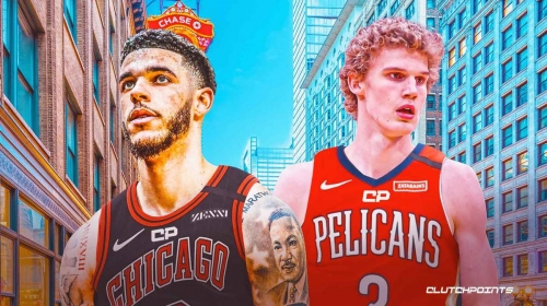 Rumor: Lonzo Ball-Lauri Markkanen swap a possibility for Bulls, Pelicans