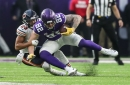 """Kyle Rudolph: Giants were """"the perfect fit"""""""