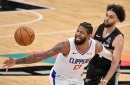 Short-handed Clippers grind out win against Spurs