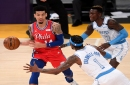 Danny Green lights up struggling Lakers, who are hoping for health