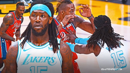Lakers center Montrezl Harrell speaks out on Dwight Howard scuffle