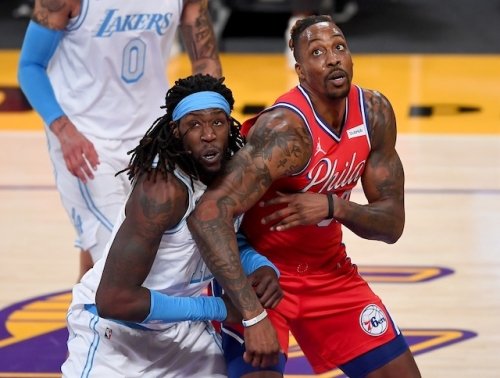 Lakers News: Montrezl Harrell Explains Altercation With 76ers' Dwight Howard