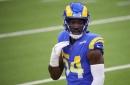 Leonard Floyd talks re-signing with Rams