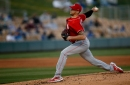 How the Cincinnati Reds starting rotation is taking shape