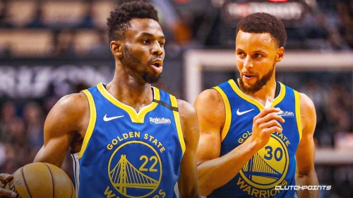 Andrew Wiggins gets 100% real on life without Warriors star Steph Curry